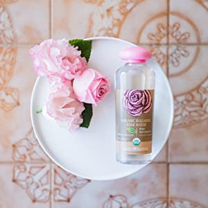 rose water, organic, alteya, bulgaria