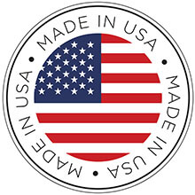 Sally's Organics Products are Made in the United States