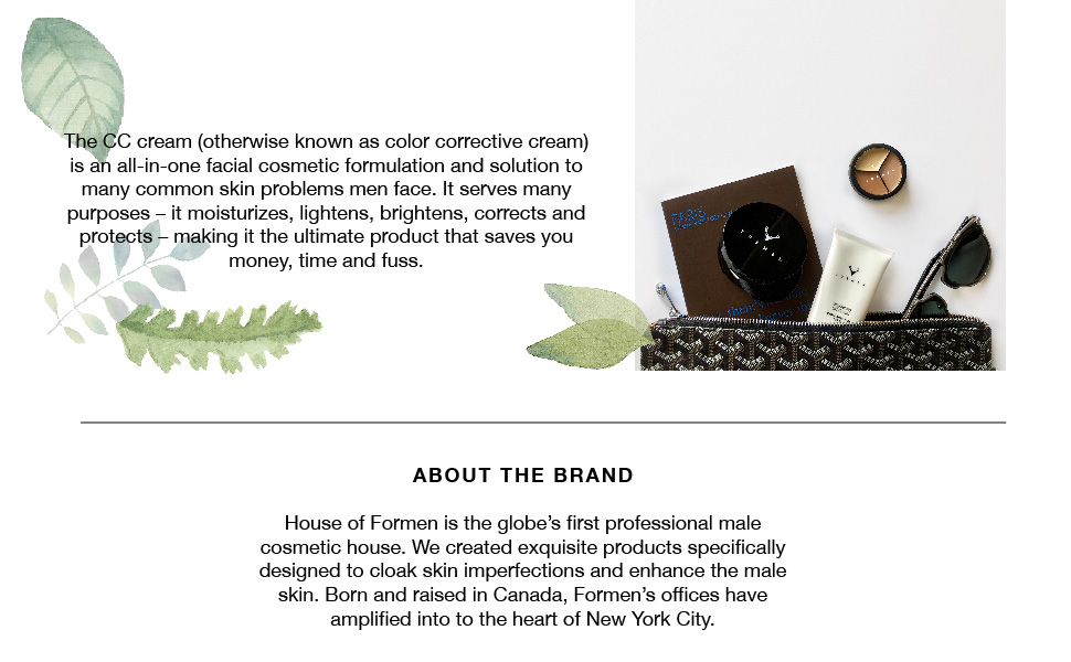 cc cream for men, male makeup, makeup, skincare, cc cream, lotion, grooming, groom, male skincare