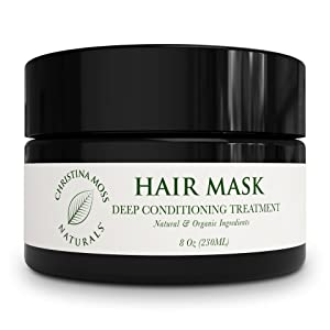 hair mask damaged deep treatment dryness dry fine thin thick coarse shine body smooth repair ends