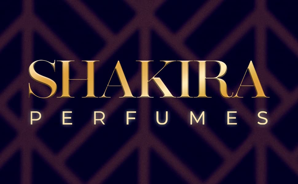 SHAKIRA PERFUMES for women best sellers and picture inspired in Shakira music albums. Gift for women