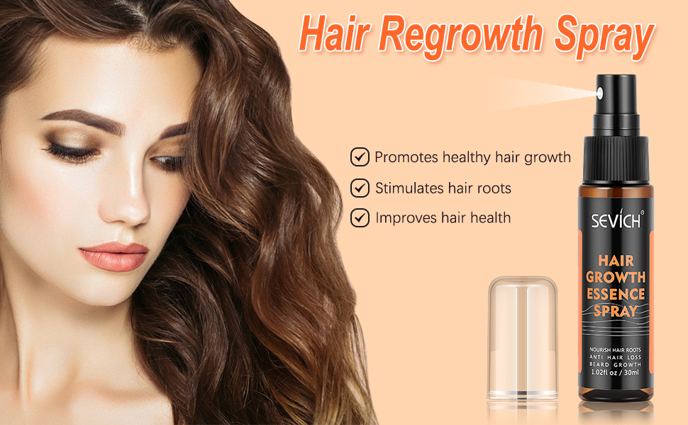 TEAMYO Hair Regrowth Spray