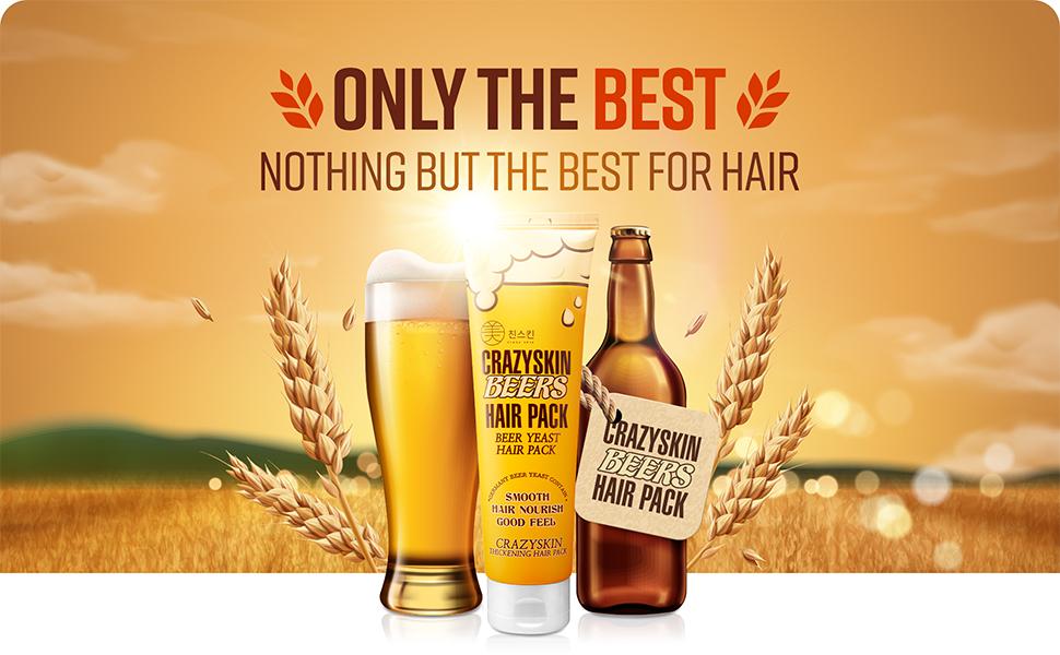 BEER HAIR PACK