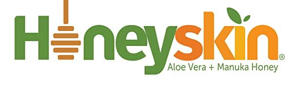 honeyskin logo