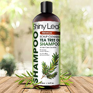 Scalp Cleansing Tea Tree Oil Shampoo
