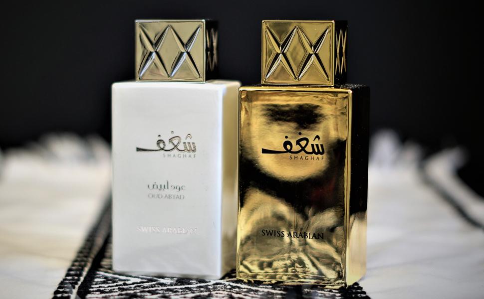 Shaghaf Oud Collection