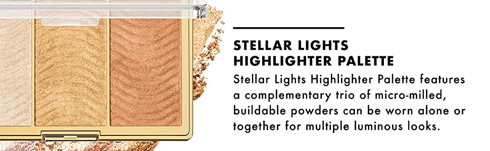 Milani Stellar Lights Highlighter Palette