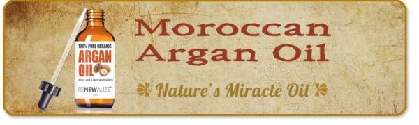 Argan Oil - Nature's Miracle Oil