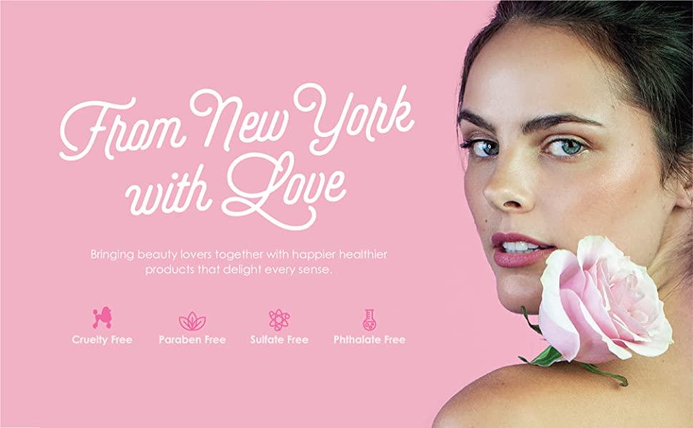 red pink purple lip balm gloss gift sets stocking stuffers for women