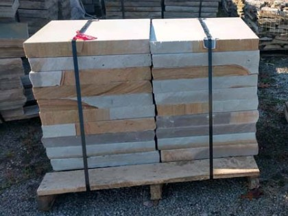 tennessee-two-tone-blue-gray-brown-tan-sawn-pier-caps-snapped-edges-2-3-inch-24-24-inch-fireboulder-natural-stone-tn