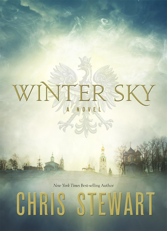 Winter Sky by Chris Stewart ~ Blog Tour