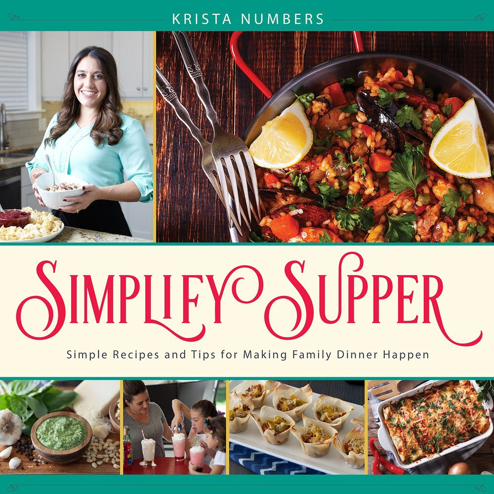 Simplify Supper Blog Tour and Giveaway
