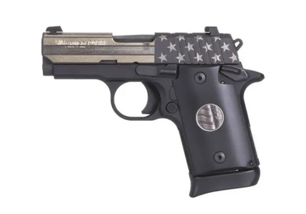 SIG's P938 STAND | A Thinly Veiled Shot at the NFL? | Firearm Rack
