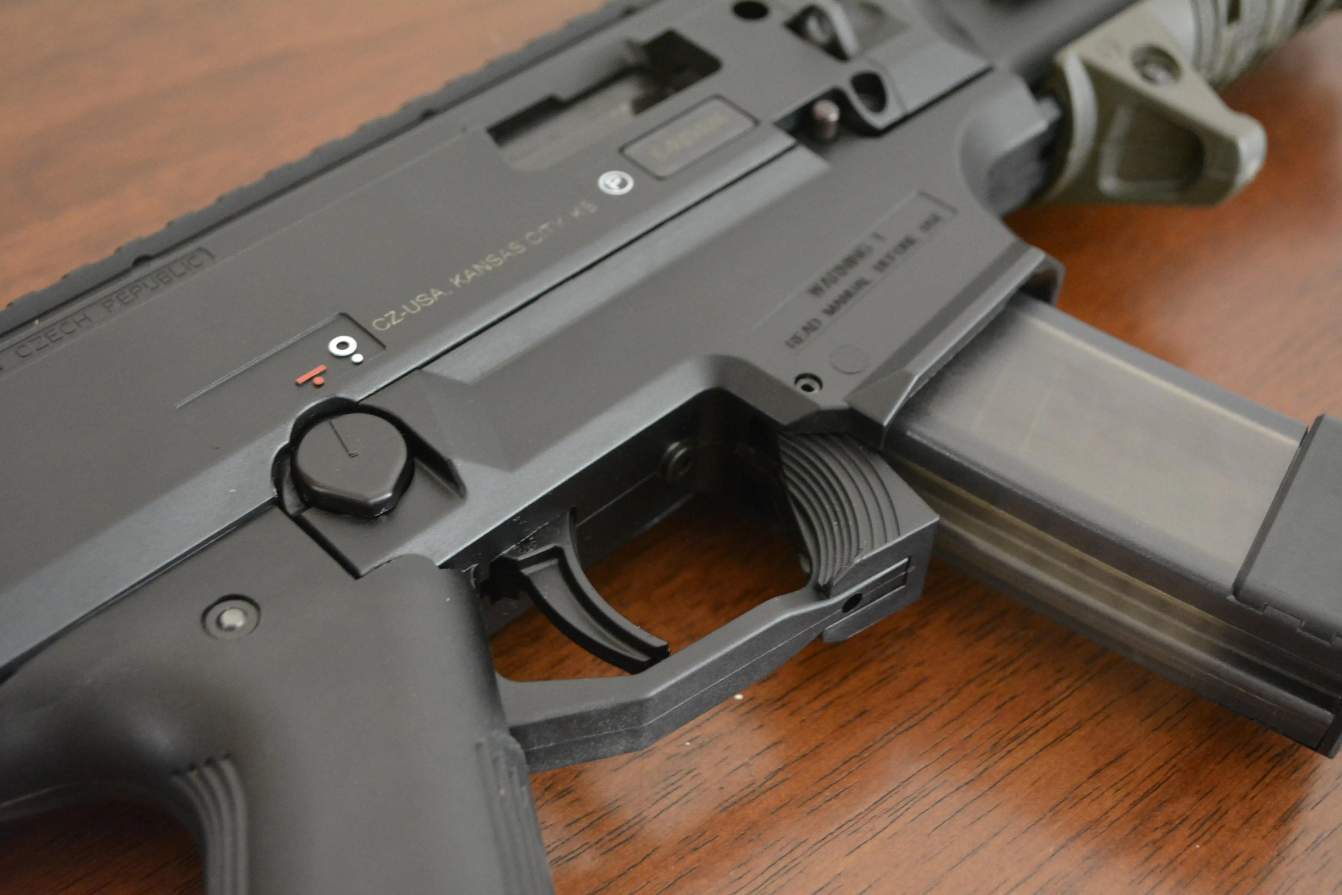 CZ Scorpion EVO 3 S1 Pistol | First Shots | Firearm Rack
