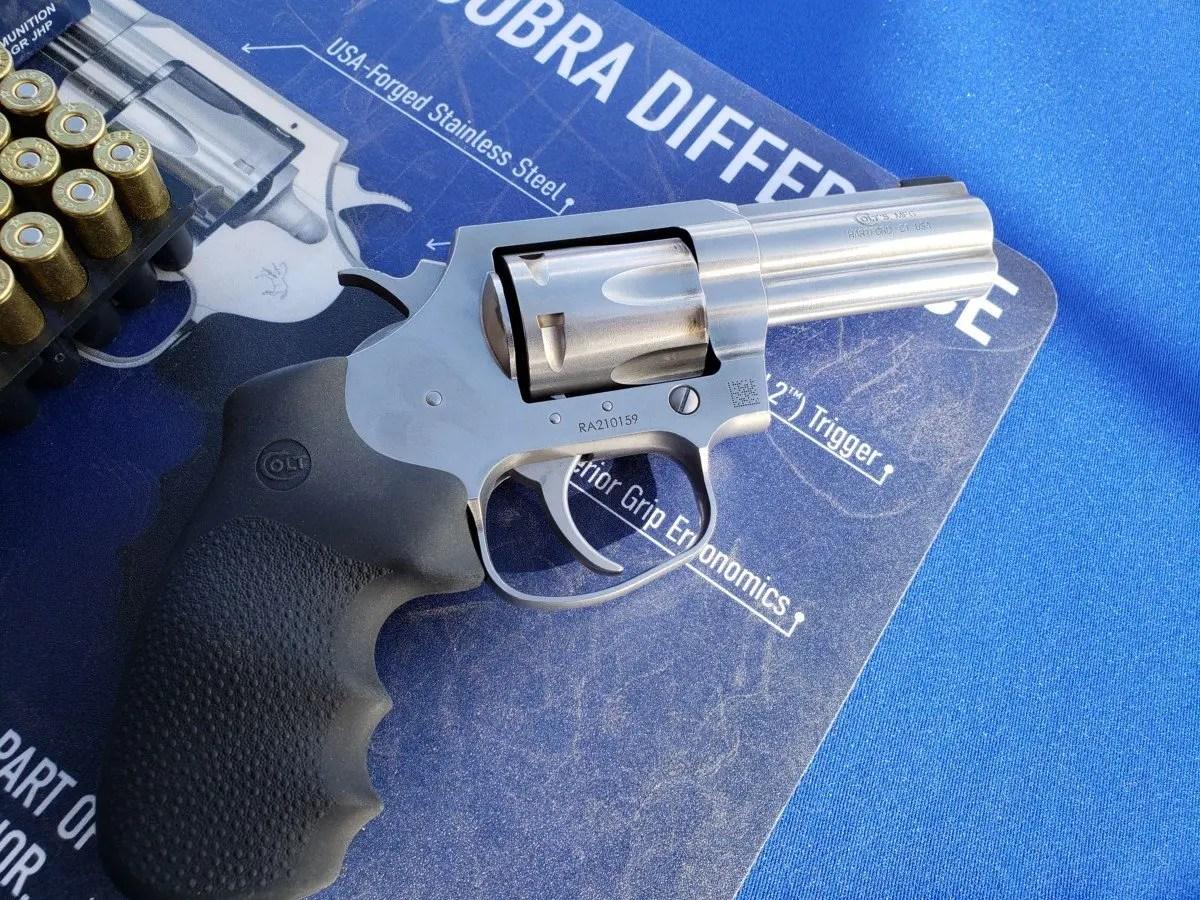 Colt King Cobra | SHOT Show 2019 Range Day | Firearm Rack