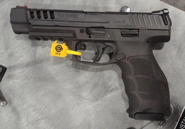 Heckler & Koch | SHOT Show 2019 | Firearm Rack