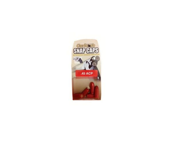 Carlsons Cap .45 (5-Pack)