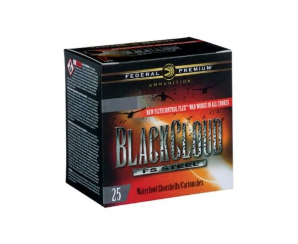 Federal Black Cloud 12 Ga 3.5 In 1-1/2 oz