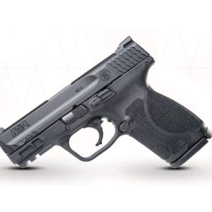"""Smith & Wesson M&P9 M2.0 9mm 3.6"""" Barrel 15 RDs 3-Dot Sights"""