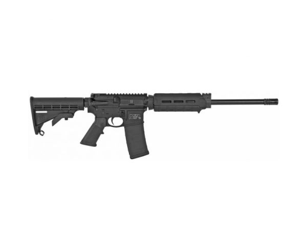 Smith and Wesson M&P 15 Sport II Optics ready Black 5.56 / .223 Rem 16-inch 30Rds