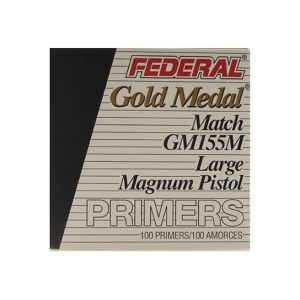 Federal LG Magazine Pistol Match Primers