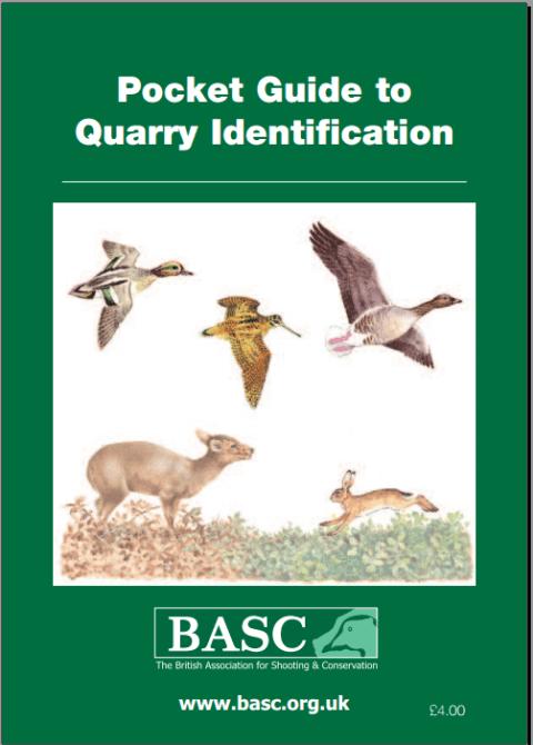 BASC Quarry Identification Guide 2013