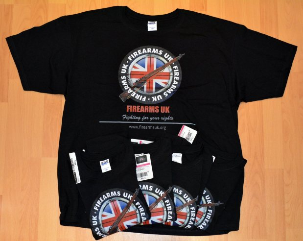 Feedback on t shirt prototype firearms uk for How to make a prototype shirt