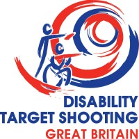 Disability Target Shooting Great Britain logo