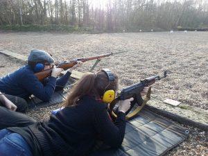 Photo Credit: Brunel University Target Shooting Club, Courtesy of Chris Green