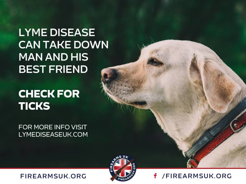 Firearms UK - Lyme Disease UK