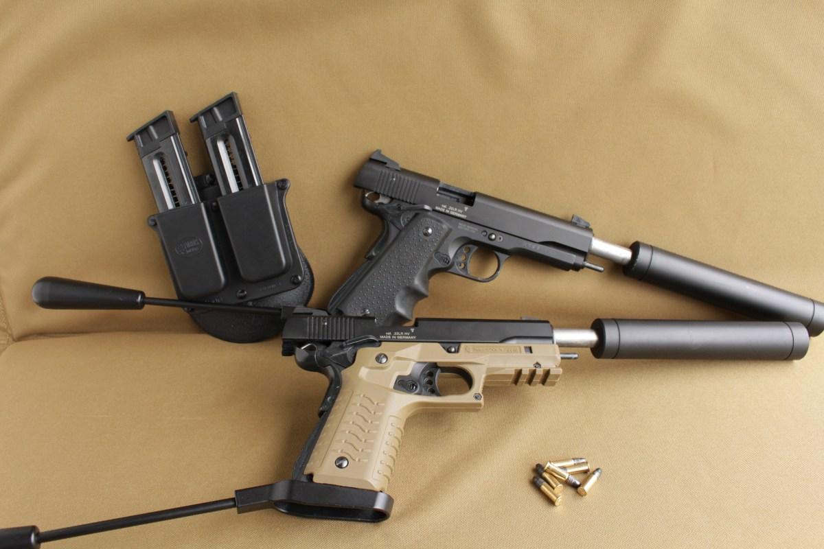 LBR / LBP Basic Pistol Techniques