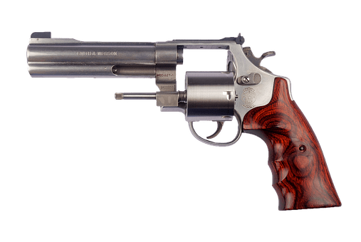 Smith And Wesson, Gun, Handgun, Smith