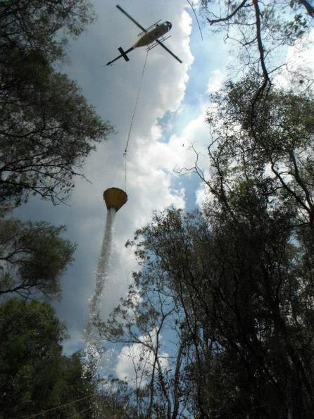 Firebird 211 drops at Camerons Creek