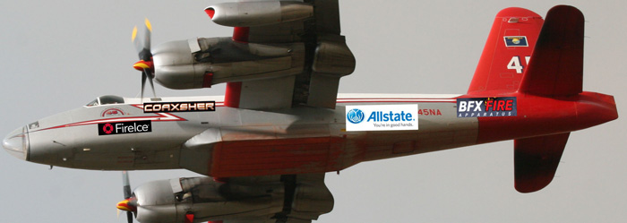 Photoshop contest: advertisement on an air tanker or helicopter