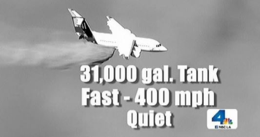 BAe-146 31,000 gallons? no