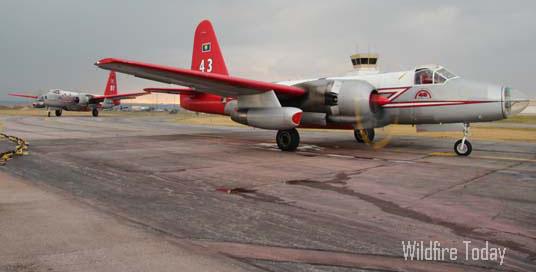 Air tankers Rapid City