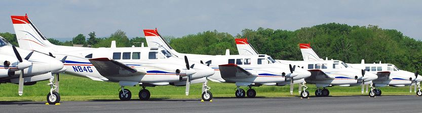 Dynamic Aviation King Airs