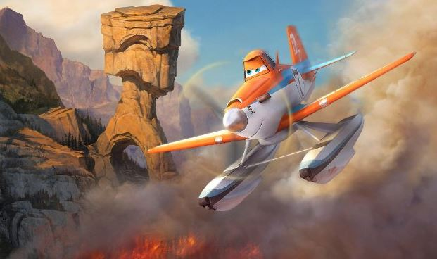 Planes: Fire and Rescue, by Disney.