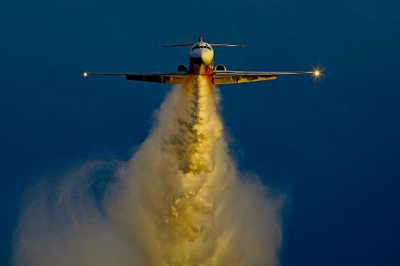 Erickson Aero Tanker MD-87