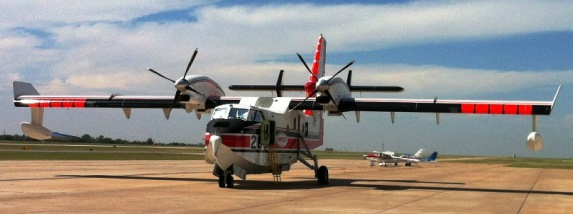 Tanker 260, at Wiley Post Airport