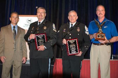 Park Police awards