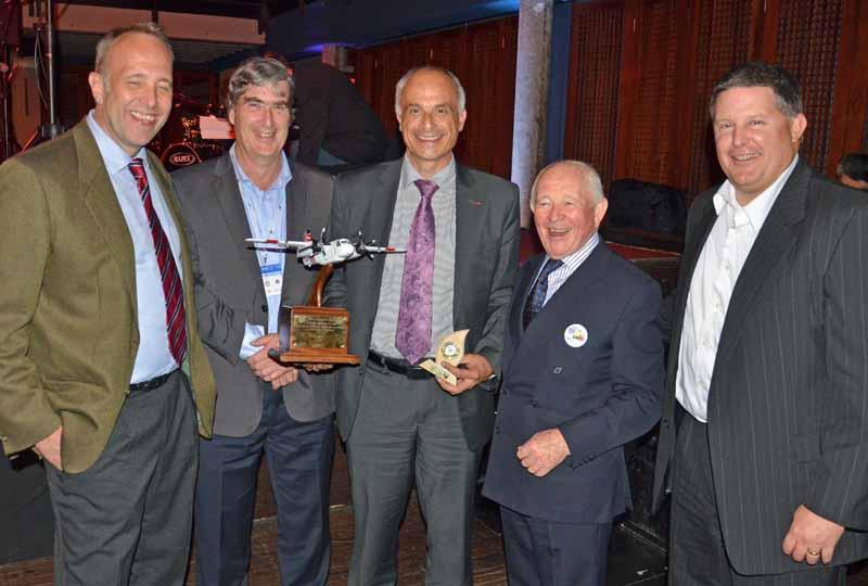 Walt Darran Award 2015
