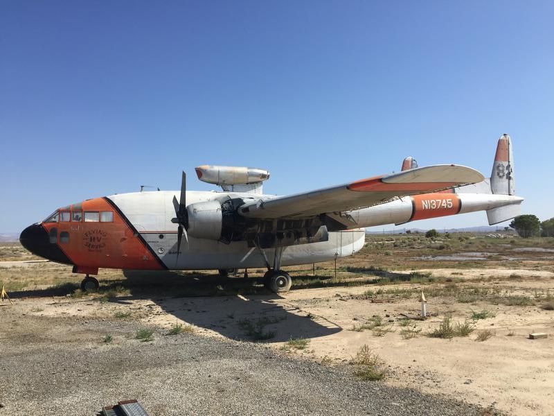 Tanker 82 C-119