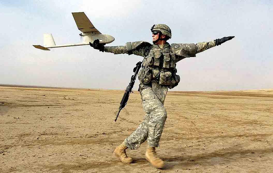 The Department of Interior had 182 drone aircraft in FY 2015 - Fire ...