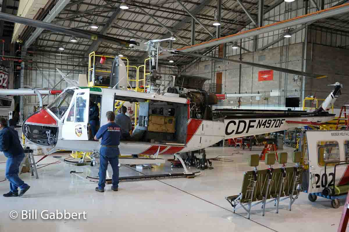 CAL FIRE expects to buy up to 12 new helicopters