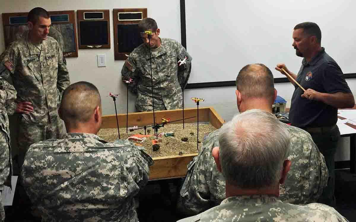 national guard helicopter training Arizona