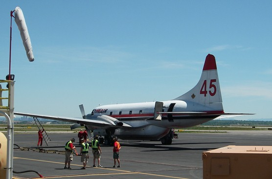 Tanker 45 at JEFFCO
