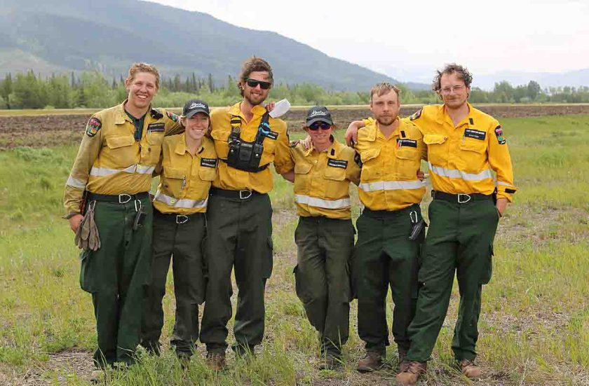 Alberta Firefighters
