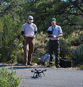 drone pilots training