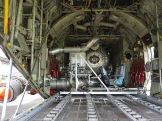 Colombian C-130 MAFFS